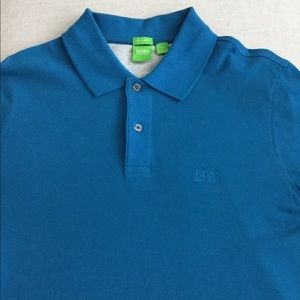 Hugo Boss Men's Short Sleeve Polo Shirt